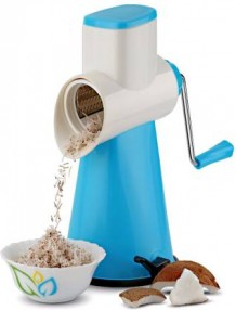 BMS Lifestyle Grater Drum, Blue