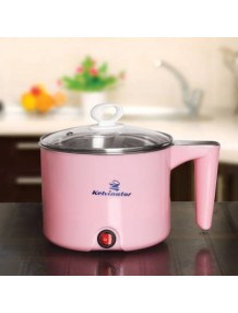 Stainless Steel Pink 1.5L Electric Kettle - 8904243410638