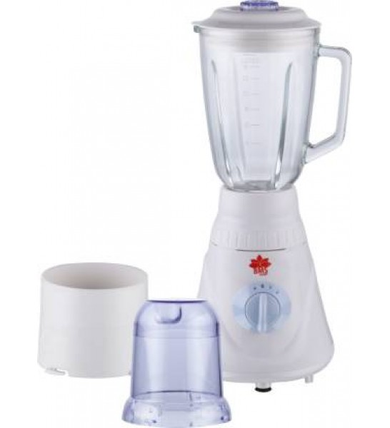 3 Plastic Jar White Juicer Mixer Grinder - 8904243417378