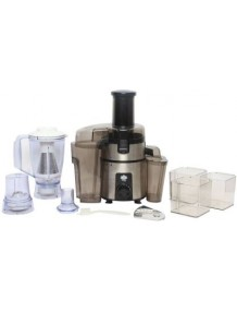 3 Plastic Jar Black Juicer Mixer Grinder - 8904243410706