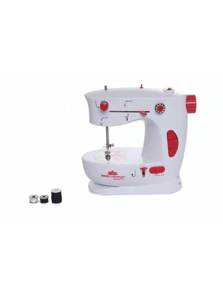 BMS Lifestyle Sewing Pro Double Thread (Double Speed) Electric Sewing Machine