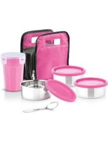 BMS GoodDay Food & Joy Lunch Combo,Pink